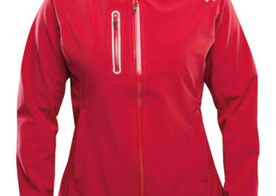 Giacca soft shell Donna +SportRunning